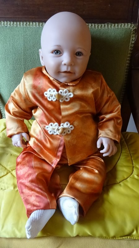 Costume chinois 10¤