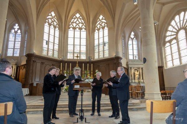 Concert de notre chorale dimanche dernier