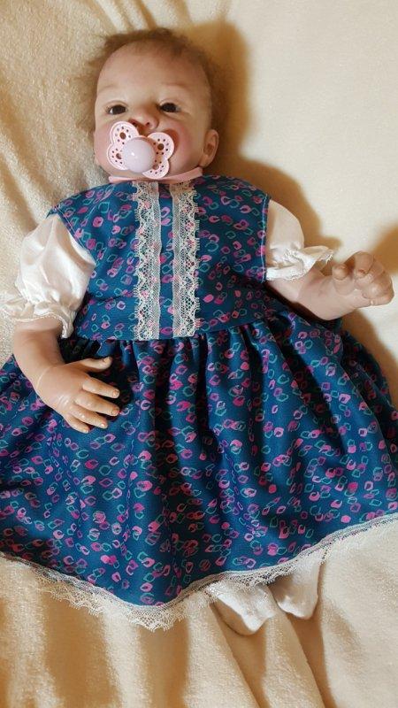 Robes pour jumelles de 50 cm