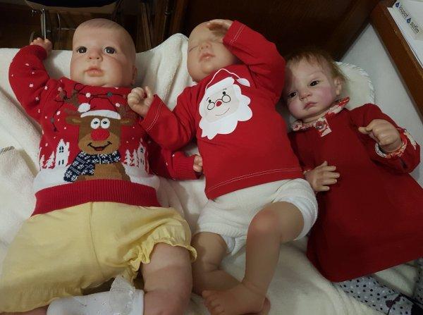 Tous en habits de Noël