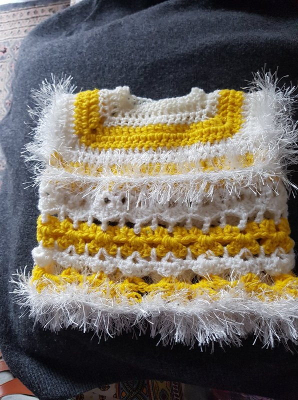 Crochet taille 35 cm