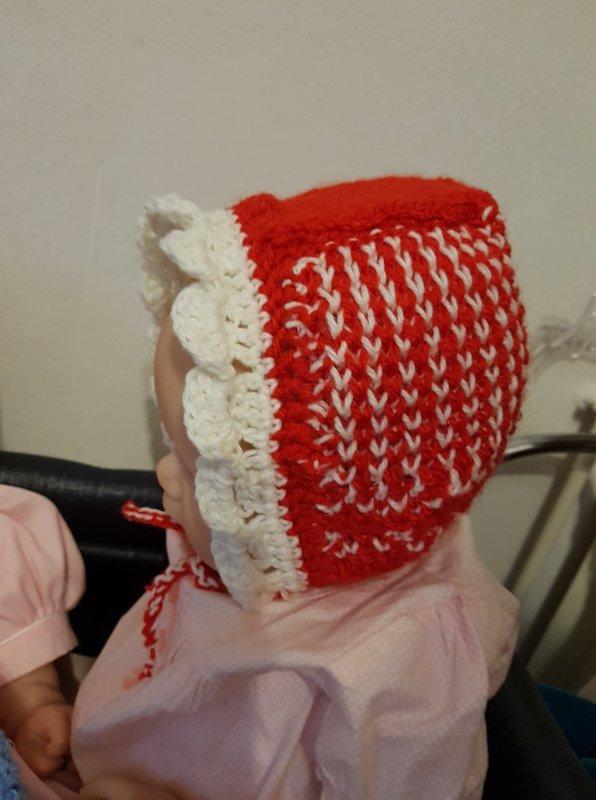 Bonnet au crochet