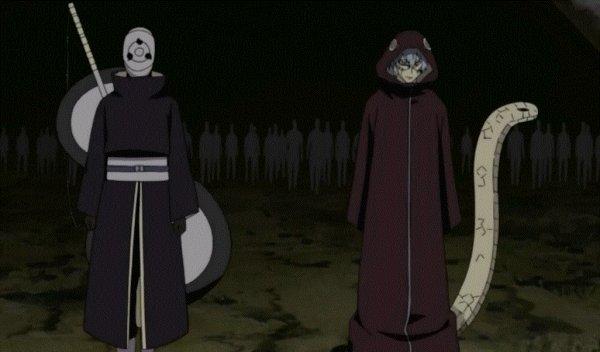 La quatrième grande guerre des shinobis