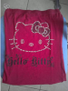 Jolie bustier rouge Hello kitty