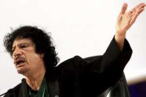 Kadhafi est décédé
