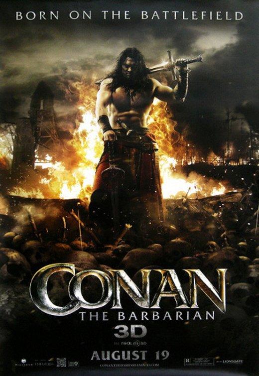 Conan le barbare (remake 2011)