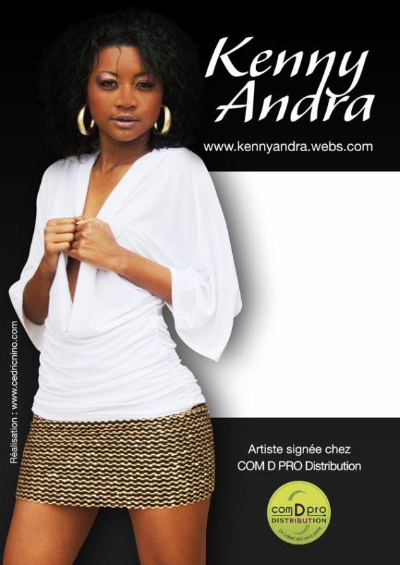 """SINGLE DE KENNY ANDRA """""""