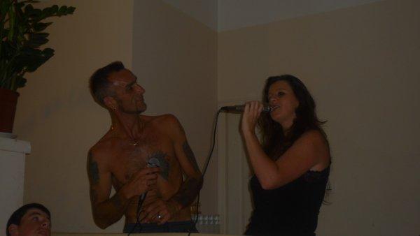 mon amour et moi ....soirée karaoké