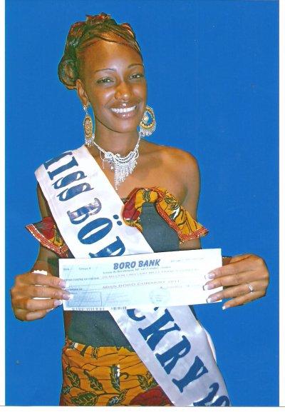 Miss boro Conakry