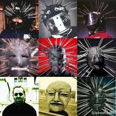 où puis je acheter coût modéré date de sortie: Craig Jones Evolution Des Masques - SlipKnot
