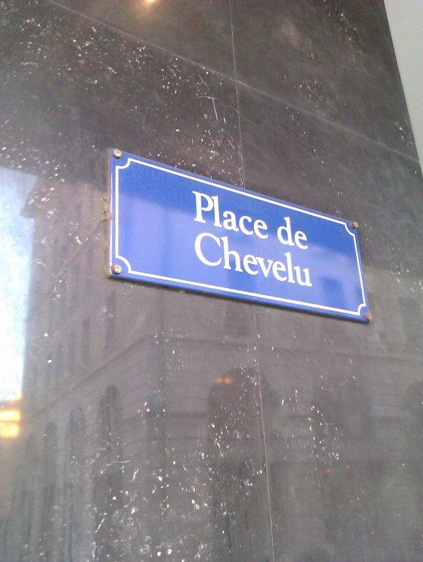 Parce que'à Genève au détour d'une ruelle on tombe sur ça et ça