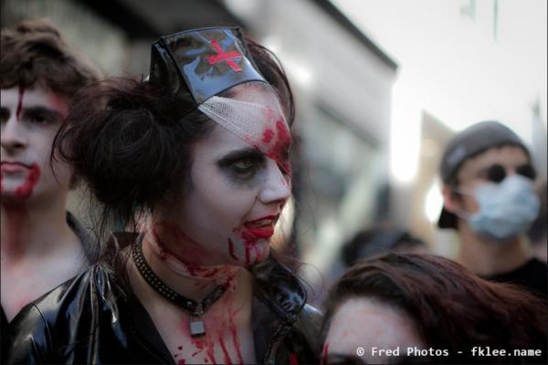 Zombie Walk Lausanne !