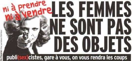 TOUS POUR LE RESPECT DE LA FEMME