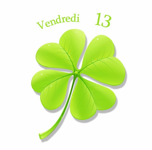 """13 AVRIL - """"Vendredi 13"""""""