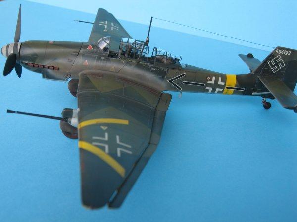 Ju 87 G-2 Stuka