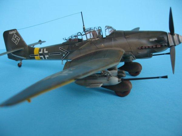Ju 87 G-2 Hasegawa 1/48°