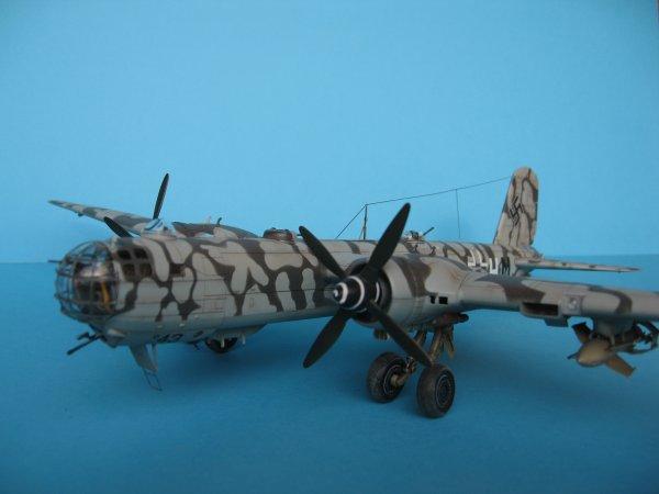 Heinkel He 177 - maquette Revell