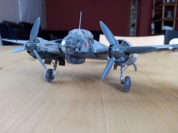 Junkers Ju88 A-8 Kuto-Nase [Hasegawa 1/72]