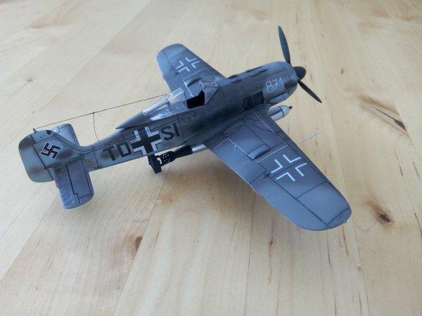 Focke-Wulf Fw190 A-5/U14 [MPM 1/72]