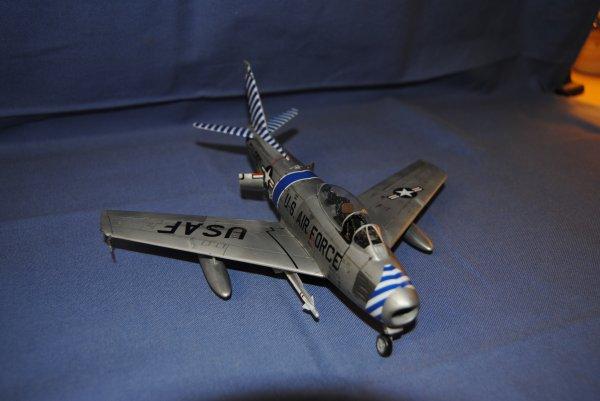 Ultimate Sabre F 86 D [Hasegawa reboitage Eduard 1/48]