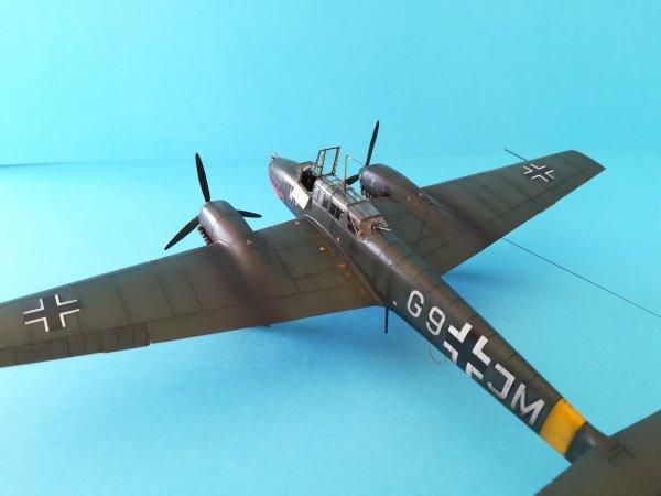 Messerschmitt Bf110E [Eduard ProfiPack 1/72]