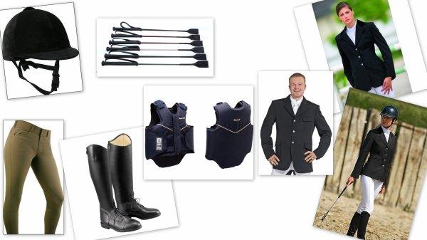687c9c2b7c65 L équipement du cavalier - Les chevaux et leurs histoires