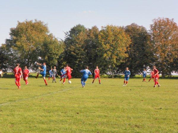 2ème Match Coupe Deloison