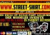 STREET SHIRT CHANGE DE FORME JURIDIQUE....REOUVERTURE TRES BIENTO