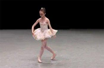 ManonB - Concours International de Danse Classique - Biarritz 2011