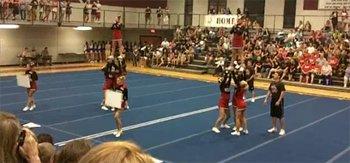 Video Lawson High School (LHS) Cheerleading