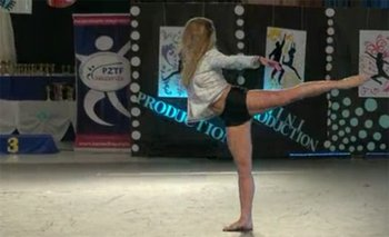 Patlaszynska Adrianna (Vidéo) - Performance danse