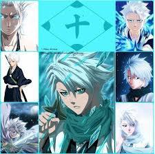 images toshiro <3
