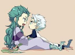 Toshiro & Hyorinmaru