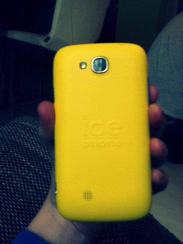 My ice-phone