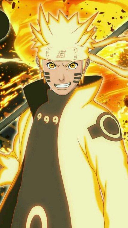 Does anyone love Naruto?  ?