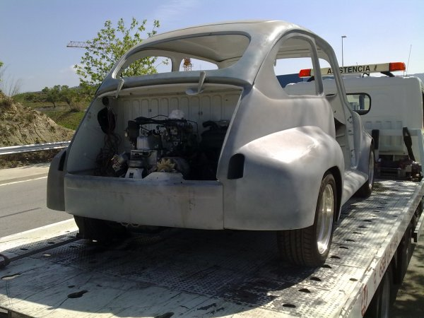 SEAT 600 ABARTH