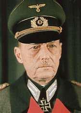 Le Maréchal Gerd von Rundstedt