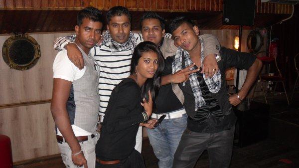 Soirée My Mind is Bollywood 2010