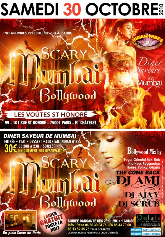 Scary Mumbai Bollywood 2010