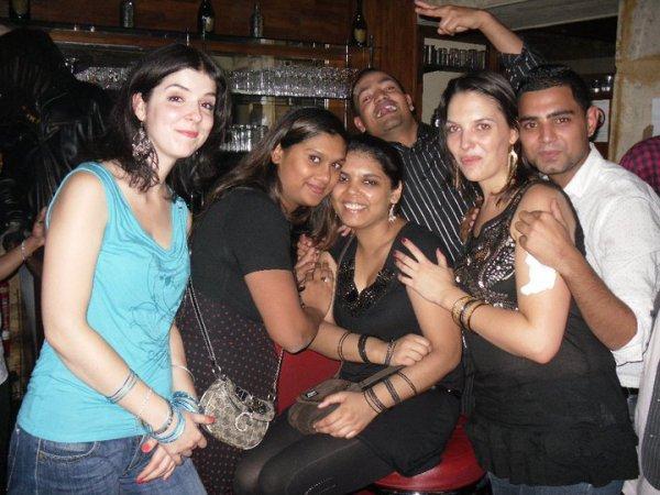 Soirée Scary Munbai Bollywood 2010
