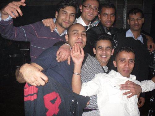 Soirée Réveillon Delhi to Paris 2010