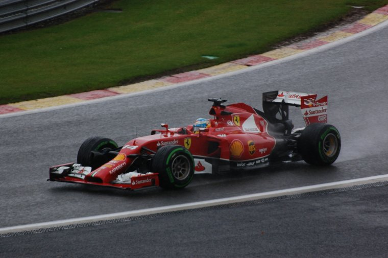 Grand-prix Spa 2014