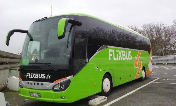 S 515 HD FLIXBUS FAURE