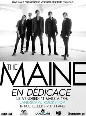 The Maine en France... ça donne ça :