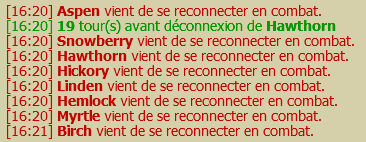 Problèmes de connectivité