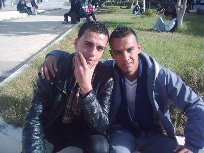 moi et mon meilleure ami a l université souvenir 2009