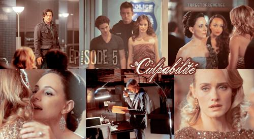 """Saison 1, Episode 5 """" Culpabilité """" [ Regarder cet épisode ]"""