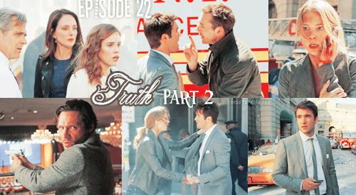 """Saison 2, Episodes 21 & 22, Saison finale """" Truth """" Partie 1 & 2  Gifs - [ Regarder cet épisode ]"""