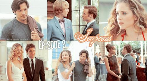 """Saison 1, Episode 9 """" Soupçons """" [ Regarder cet épisode ]"""