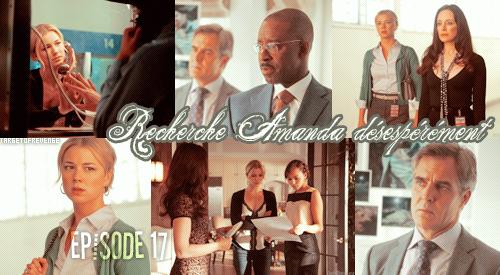"""Saison 1, Episode 17 """" Recherche Amanda désespéremment """" Gifs = Tumblr - [ Regarder cet épisode ]"""